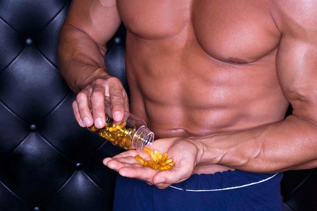 пищевая добавка для спортсменов