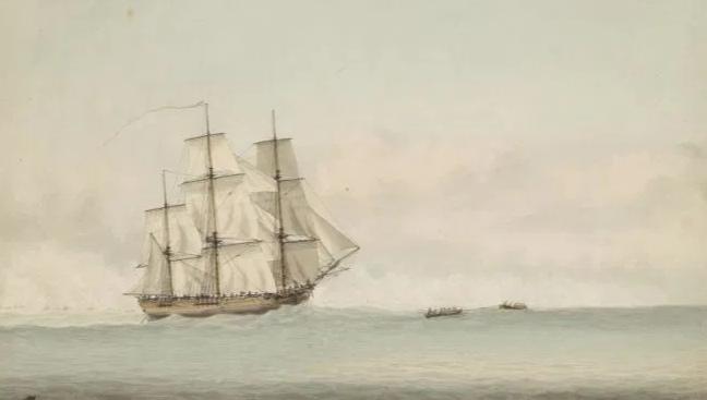 Photo of Затонулий корабель капітана Кука знайшли біля берегів Америки