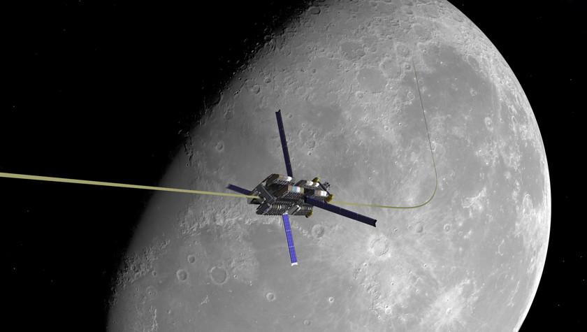 Photo of Запропоновано реалістична модель ліфта до Місяця