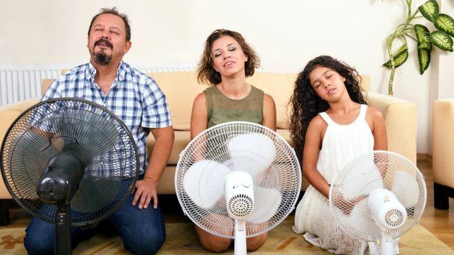 Photo of Вчені довели, що спека впливає на наше психічне здоров'я