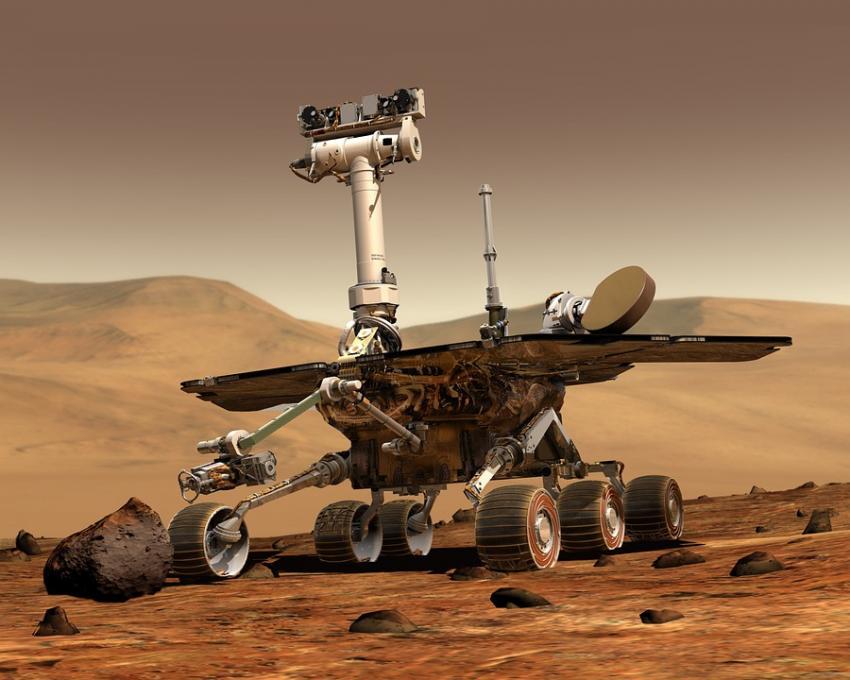 Photo of Знайдені на поверхні Марса солоні озера схожі на земні