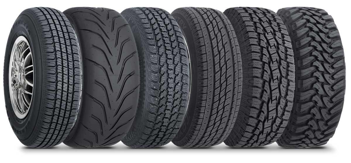 Photo of Как выбрать шины для авто: важные особенности