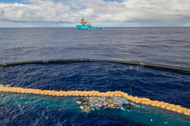 Photo of Система Ocean Cleanup відновила прибирання Великої тихоокеанської сміттєвої плями