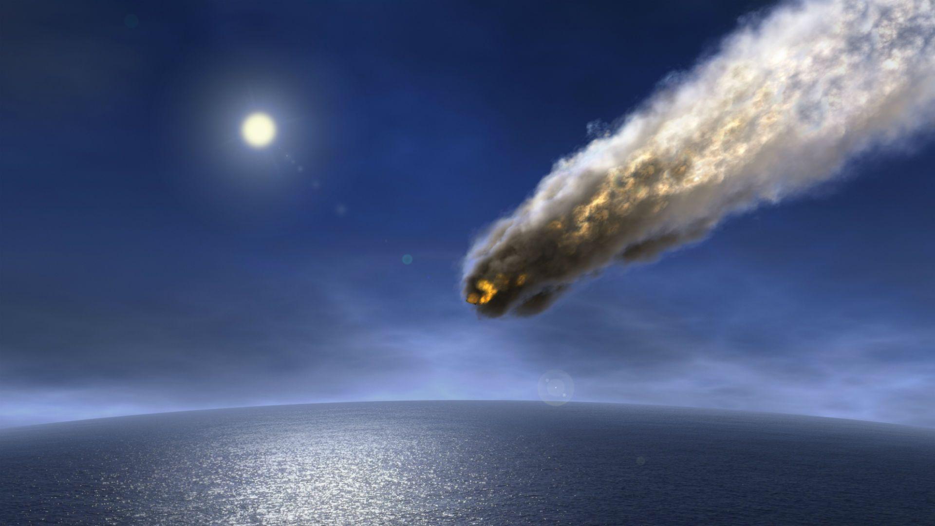 Photo of Отримані докази зіткнення метеорита із Землею 13 тисяч років тому
