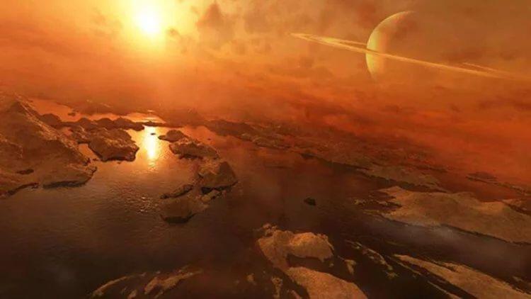Photo of Озера на Титані можуть несподівано вибухнути