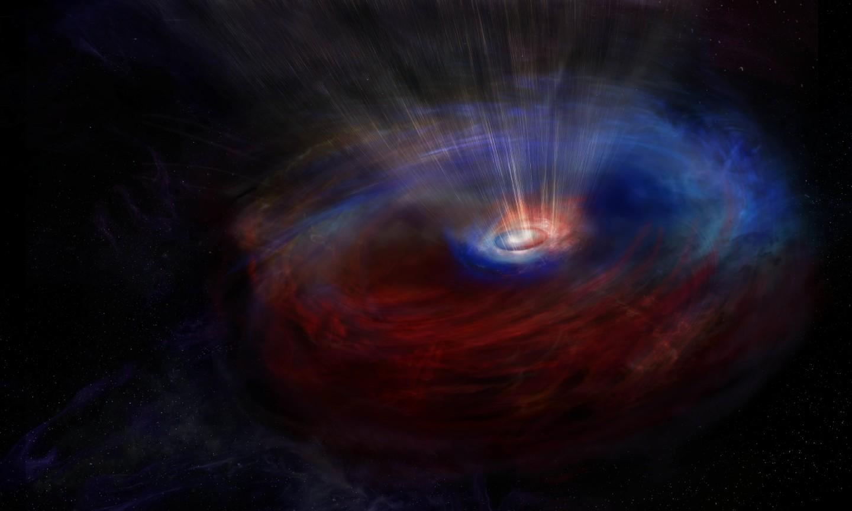Photo of Астрономи пояснили існування незвично важких чорних дір