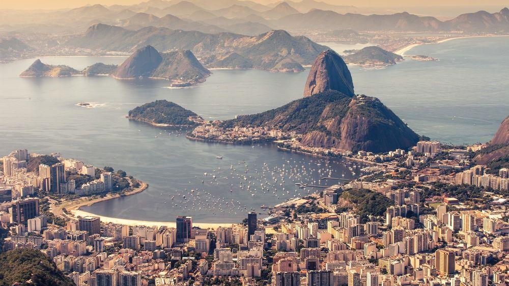 Photo of Повітря в Бразилії стало надзвичайно сухим
