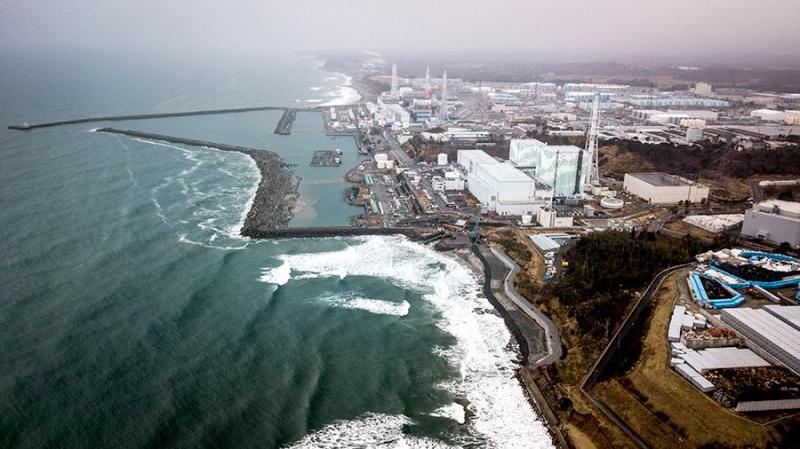 Photo of Японія скине в океан радіоактивну воду з АЕС «Фукусіма-1»