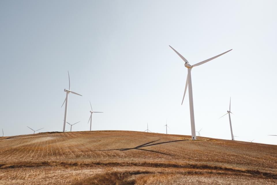 Photo of Потужність енергії вітру в США вперше перевищила 100 ГВт