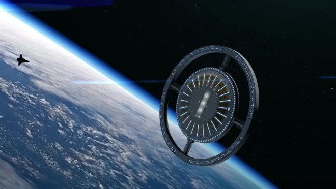 Photo of Чи можна побудувати космічний готель Von Braun на орбіті до 2025 року