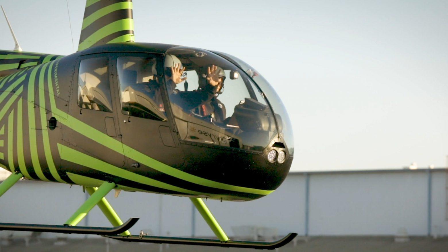 Photo of Повністю автономний вертоліт здійснив перший політ