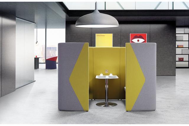 акустические кабинки для офисов Барски