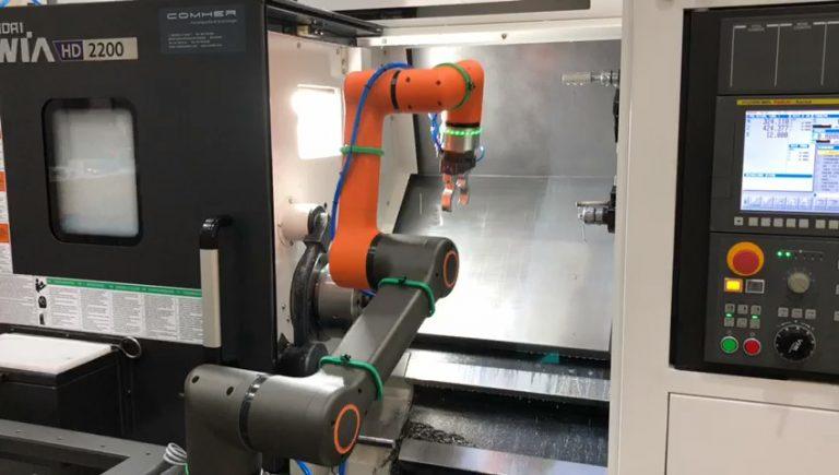 Назначение роботов ЧПУ