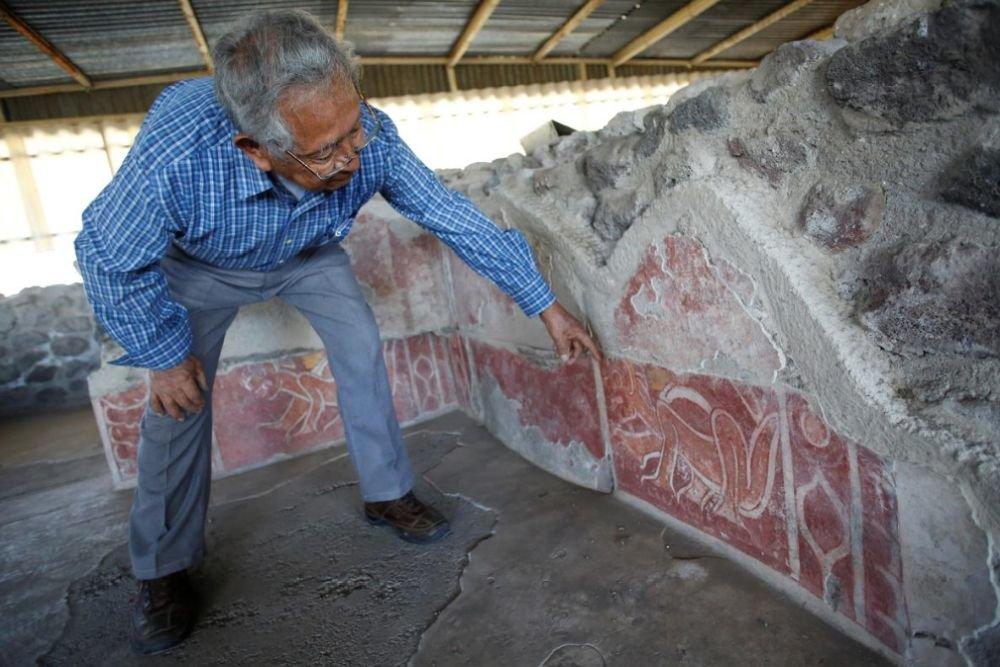 Photo of В Теотіуакані знайдені артефакти цивілізації, що жила до ацтеків