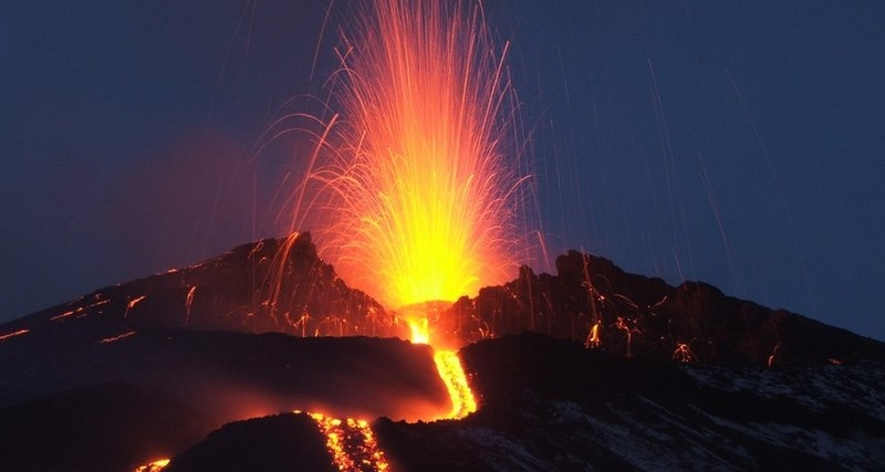 Photo of Вулканізм виявився пов'язаний з обертанням Землі