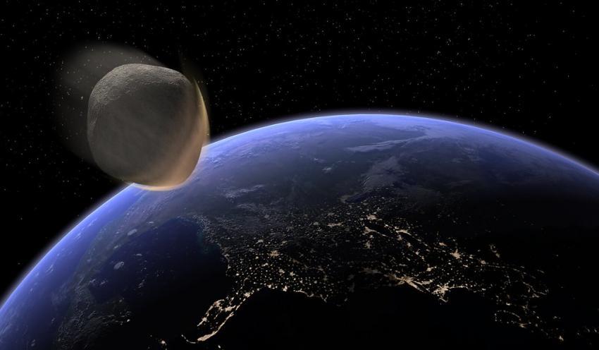Photo of Учені з NASA визначили шанс зіткнення Землі з «катастрофічним» астероїдом