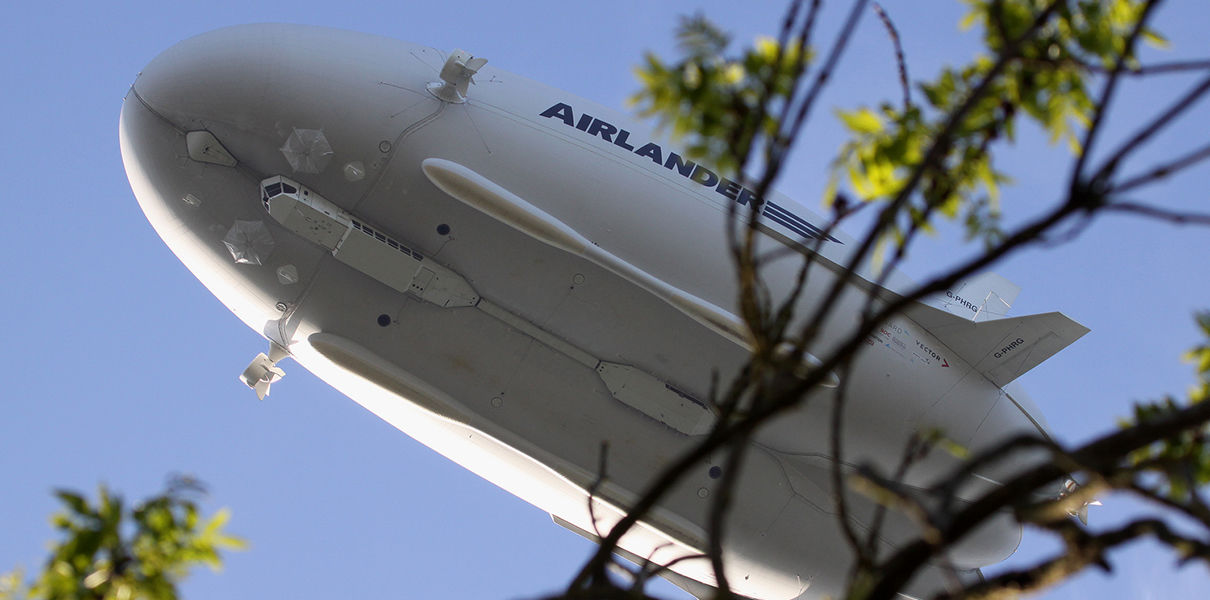 Photo of Hybrid Air представила серійну версію найбільшого у світі повітряного судна