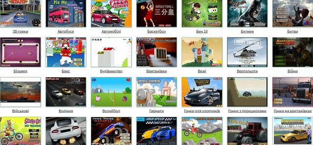 Photo of Ігри для хлопчиків онлайн