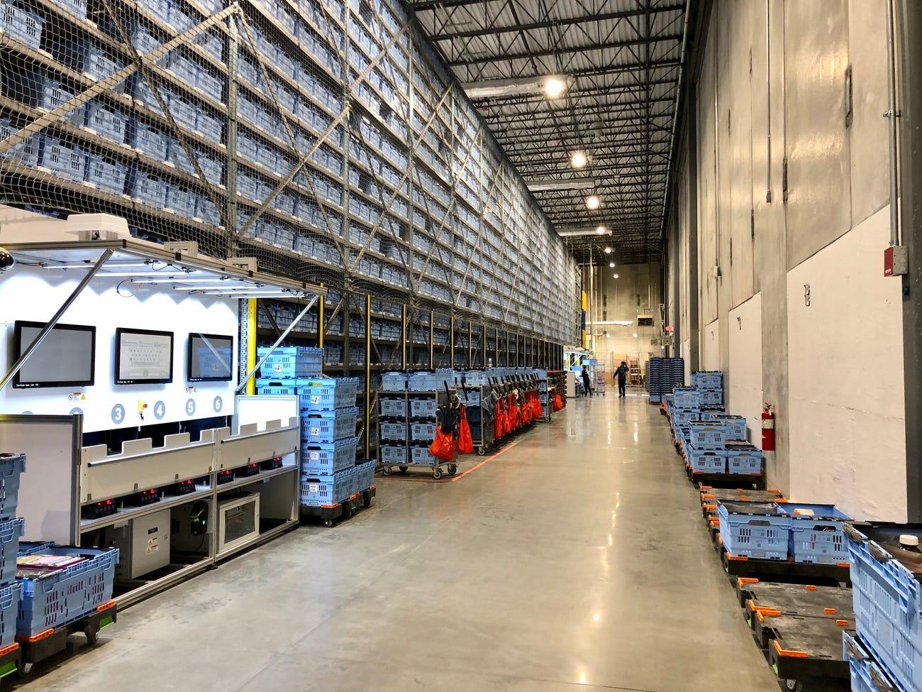 Photo of Подивіться, як роботи Walmart збирають замовлення в 10 разів швидше людини