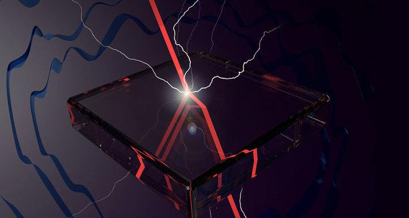 Photo of Кристали, що випромінюють електрику: матеріал майбутнього