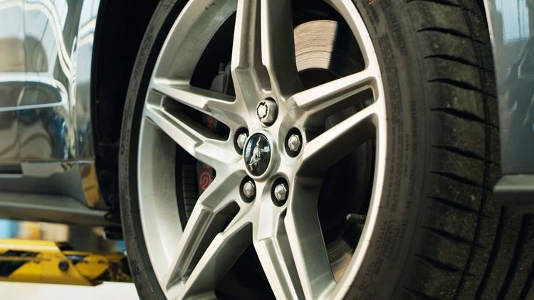 Photo of Ford придумав, як захистити колеса автомобіля від крадіжки за допомогою голосу водія