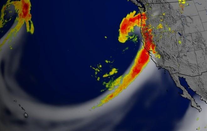 Photo of Зміна клімату збільшило кількість вологи в атмосферних потоках
