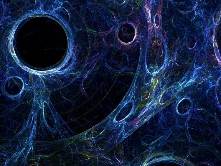 Photo of NASA виявило незвичайне скупчення темної матерії