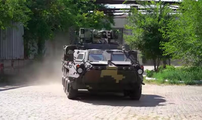 Photo of Нові українські бронетранспортери вже вкрилися тріщинами