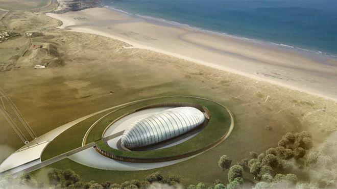 Photo of Rolls-Royce вирішив побудувати власні невеликі ядерні реактори