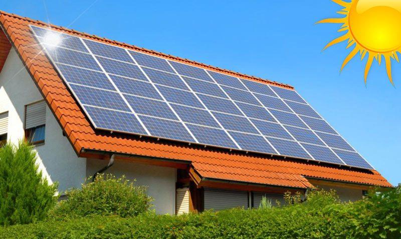установка солнечных электростанций (СЭС) в Украине