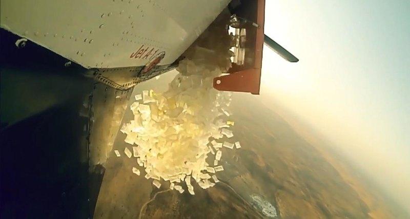 Photo of Гасити пожежі запропонували пакетами з водою