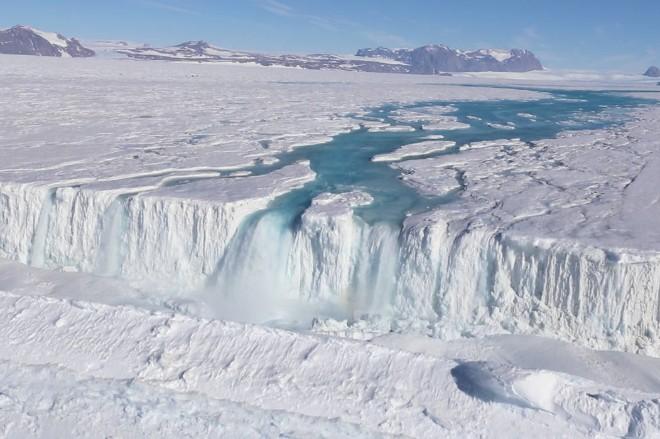 Photo of В Антарктиді відзначено велике танення льоду за 50 років