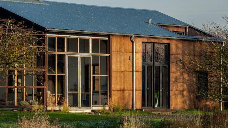 Photo of Британські архітектори будують низьковуглецевий будинок з конопель