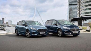 Photo of Ford S-Max і Galaxy отримають гібридну версію