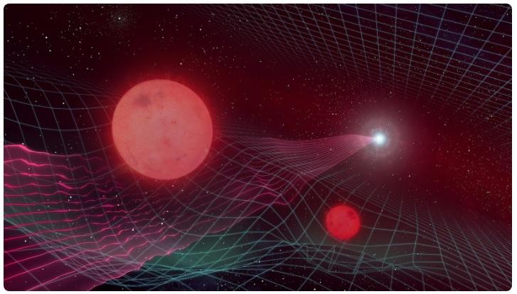 Photo of Гравітаційна лінза відкрила невидиму зоряну систему