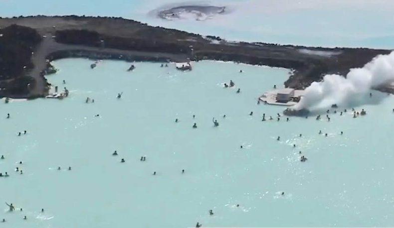 Photo of Ісландський вулкан Mt Thorbjon знаходиться під загрозою виверження