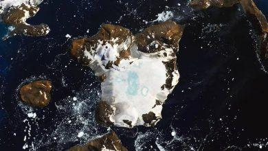 Photo of NASA показало швидке танення крижаної шапки на острові Ігл в Антарктиді