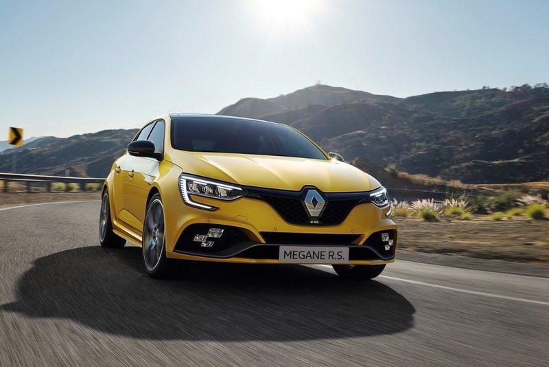 Photo of Renault Megane модернізує