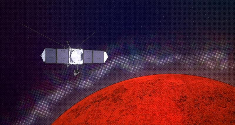 Photo of У атмосфер Марса і Землі знайдена спільна риса