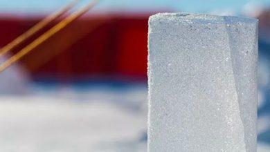 Photo of Обчислений рівень підйому океану через танення льоду в Антарктиді