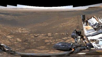 Photo of NASA опублікувало найбільш детальну панораму Марса, зроблену Curiosity
