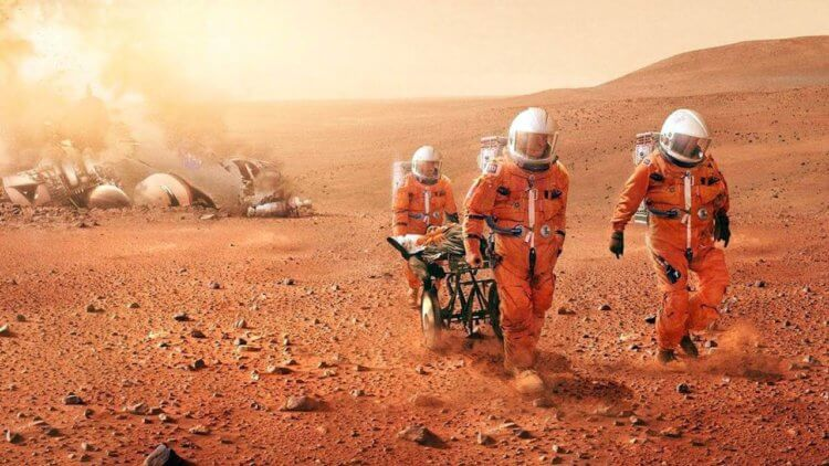 Будущие исследователи Марса могут стать причиной появления новых вирусов