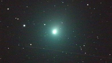 Photo of Комета ATLAS стає рекордно яскравою (відео)