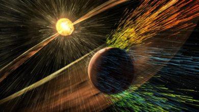 Photo of Магнітні поля Марса в 10 разів сильніше, ніж очікувалося. Висновки місії НАСА Insight