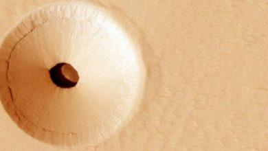 Photo of Може марсіанське життя ховатися в лавових трубках?