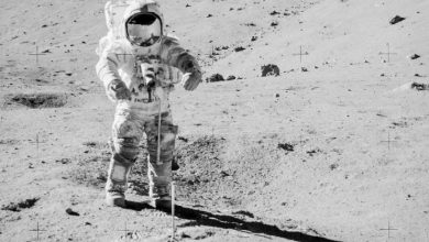 Photo of НАСА намагається вирішити проблему місячного пилу