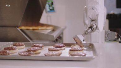 Photo of Створений робот, здатний робити 150 бургерів в годину