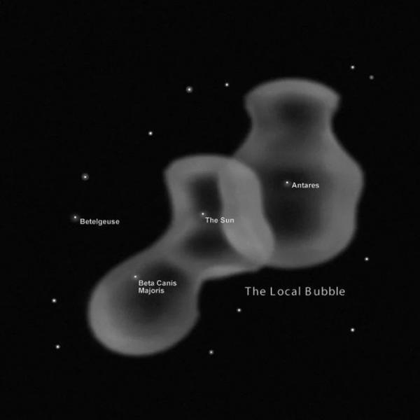 Сверхновая стала причиной массового вымирания 2,6 млн лет назад