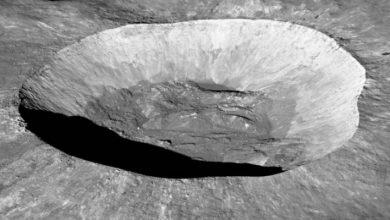 Photo of Вчені порівняли найбільші гори Місяця і Еверест