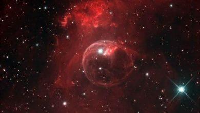 Photo of Вчений припустив, що людство живе всередині величезного міхура у космосі